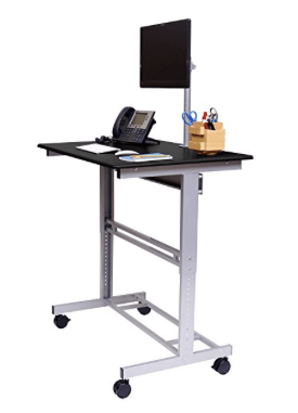 stand up desk stehpult